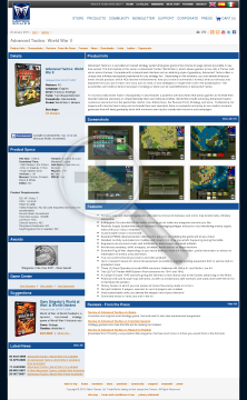 Advanced Tactics World War Physical With Free Download preview. Click for more details