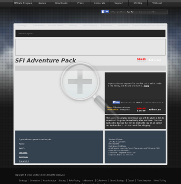 Adventure Pack Full Version preview. Click for more details