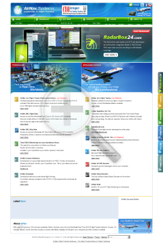 Airnav Xml Data Radarbox Real Time Access preview. Click for more details