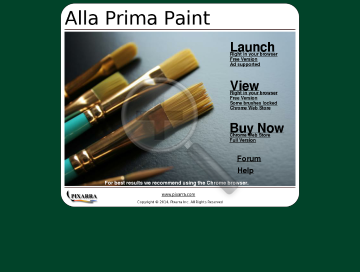 Alla Prima Paint Full Version Windows Mac Linux preview. Click for more details