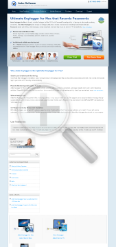 Aobo Mac Keylogger Standard Edition Family License preview. Click for more details