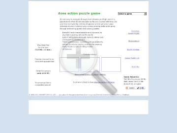 Asea Full Version preview. Click for more details