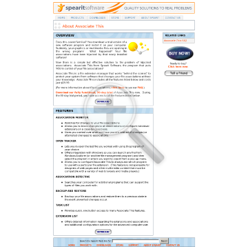 Associate This License Only preview. Click for more details