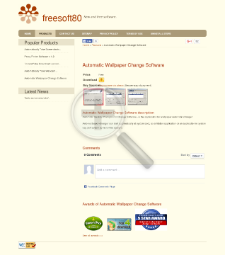 Automatic Wallpaper Change Software Sources Full Version preview. Click for more details