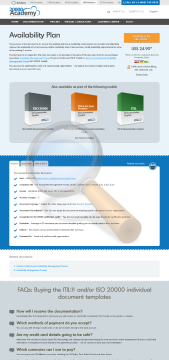 Availability Plan Standard Version preview. Click for more details