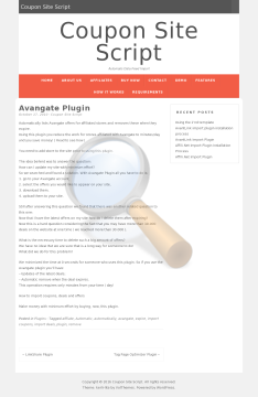Avangate Plugin Full Version preview. Click for more details