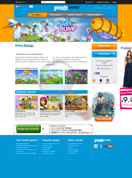 Baby Blimp Mac English preview. Click for more details