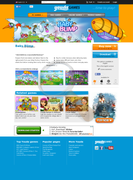 Baby Blimp Windows English preview. Click for more details