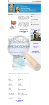 Barcode Generator Non Profit Organization Full Version preview. Click for more details