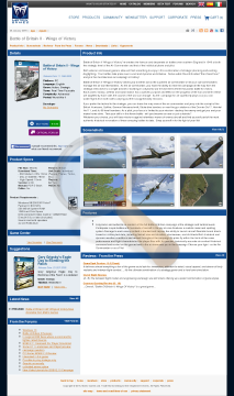 Battle Britain Wings Victory Physical With Free Download preview. Click for more details
