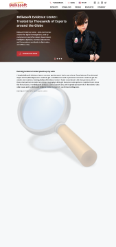 Belkasoft Forensic Analyzer Professional Year Support preview. Click for more details