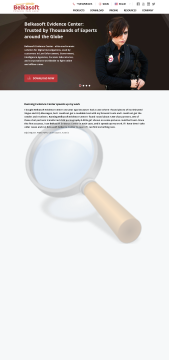Belkasoft Forensic Analyzer Standard Year Support preview. Click for more details