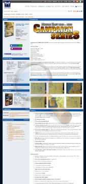 Campaign Series Middle East Physical With Free Download preview. Click for more details