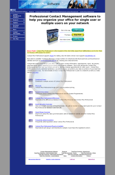Contact Plus Professional Cppro Download User preview. Click for more details