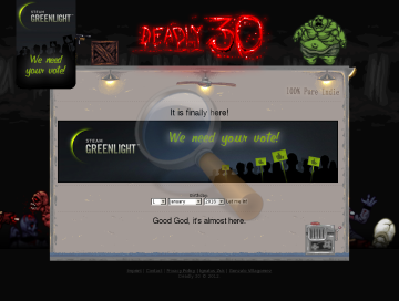 Deadly Linux Version preview. Click for more details