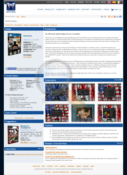 Democracy Physical With Free Download preview. Click for more details