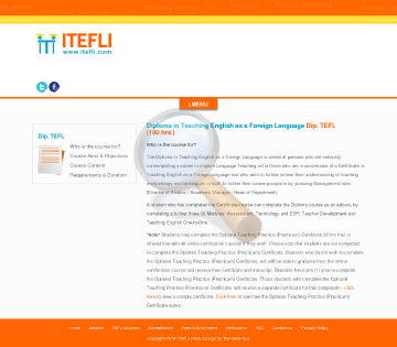 Diploma Tefl Hrs Course preview. Click for more details