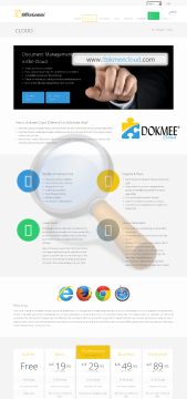 Dokmee Cloud Additional User Monthly preview. Click for more details