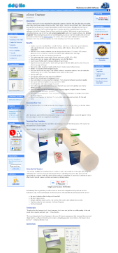Ecover Engineer Full Version preview. Click for more details