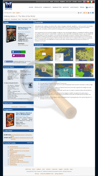 Making History War World Physical With Free Download preview. Click for more details