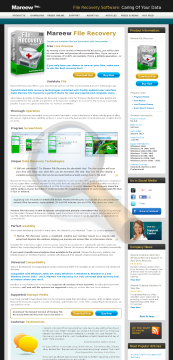 Mareew File Recovery Business License preview. Click for more details