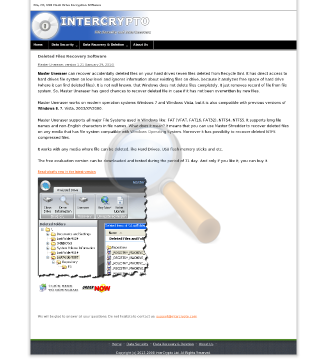 Master Uneraser Personal License preview. Click for more details