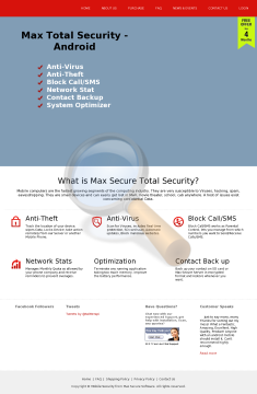 Max Total Security Android New preview. Click for more details