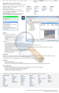 Mediaheal Virtual Drives Standard License preview. Click for more details