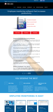 Net Monitor Employees Professional Site License preview. Click for more details