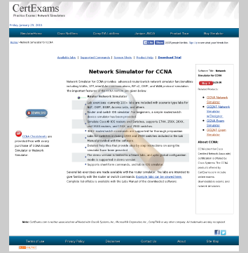 Network Simulator Ccna Full Version preview. Click for more details
