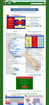 New Management Model Mnmm preview. Click for more details