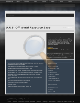 Off World Resource Base Full Version preview. Click for more details