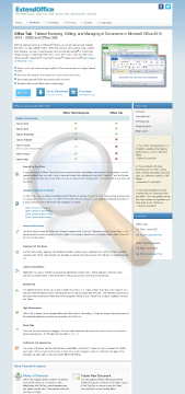Office Tab Full Version preview. Click for more details