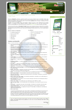 Osenvistasuite Professional Edition Source Code preview. Click for more details