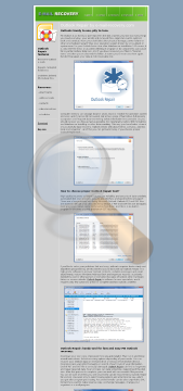Outlook Repair Business License preview. Click for more details