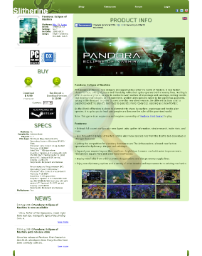 Pandora Eclipse Nashira Mac Linux Physical With Free Download preview. Click for more details