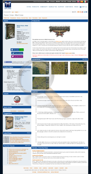 Panzer Corps Allied Download preview. Click for more details