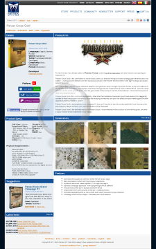 Panzer Corps Gold Download preview. Click for more details
