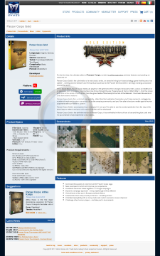 Panzer Corps Gold Physical With Free Download preview. Click for more details