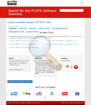 Pcvita Express Migrator Sharepoint File System License preview. Click for more details