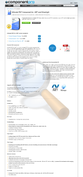 Pdf Component Net Premium Version Developer With Source Code Year Subscription preview. Click for more details
