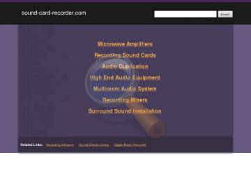 Phone Call Recorder Sound Card Full Version preview. Click for more details