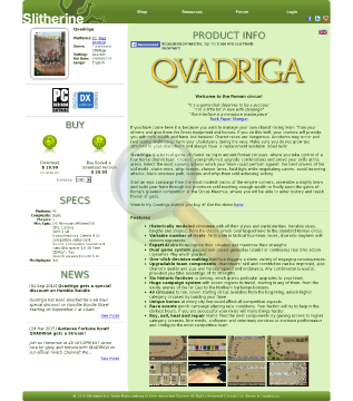Qvadriga Physical With Free Download preview. Click for more details
