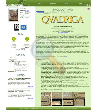 Qvadriga Promo Physical With Free Download preview. Click for more details