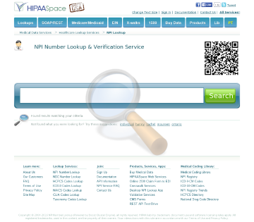 Npi Codes Full Version preview. Click for more details