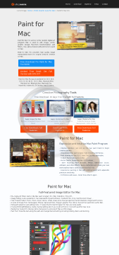 Pro Paint Mac Full Version With Discount preview. Click for more details