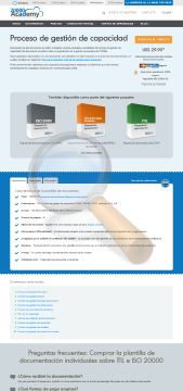 Proceso Gesti Capacidad Standard Version preview. Click for more details