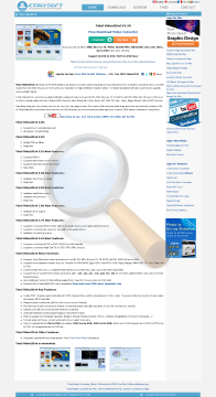 Videodvd Total Standard Version preview. Click for more details